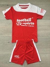 Football Squirts strip